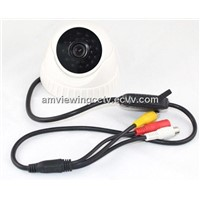 TF Card IR Dome CCTV Camcorder, Motion Detection, Remote Control Setting and Playback