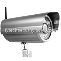 Waterproof Megapixel Wireless IP Camera / WIFI IP Camera (LY-GQW-621)