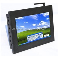 12'' Fanless Industry PC, Touch Screen, Industry Tablet PC