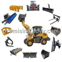 1.6T Capacity Small Front End Loader