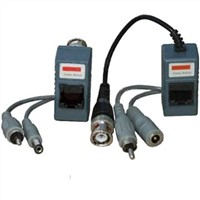 1 Channel Video/Color 300 Meters/Power Transmit Function (150 Meters)/Audio 300 Meters(a Pair)