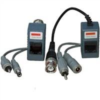 1 Channel Video/Color 300 Meters/Power Transmit Function (150 Meters)/Audio 300 Meters(a Pair)