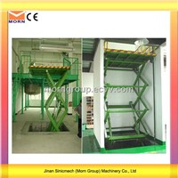 2.5t Load Capacity Lift Elevator