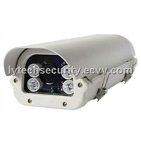 50-80m Long Range CCTV Outdoor IR Camera / Housing Type CCD Camera (LY-ZH02-A)