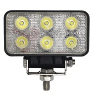 50% Office Price off Road LED Working Lights 18w