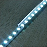 Aluminum PCB Material,Blue/Red/Green/Yellow/White/Warm White 72leds/M,SMD5050,LED Rigid Lights