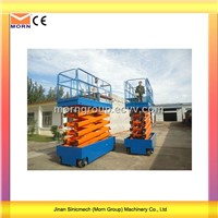Auto Electric Scissor Lift
