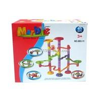 Ball track blocks toys 45pcs