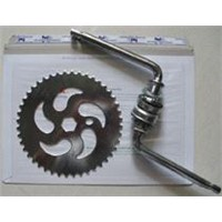 Bicycle Chainwheel & Crank