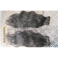 Brazilian remy hair weft hair extension hair weaving