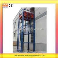 Cargo Lifting Elevator
