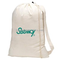 Cotton Laundry Bags (KM-CAB0012), Cotton Bags, Drawstring Bags, Canvas Bags, Canvas Backpack