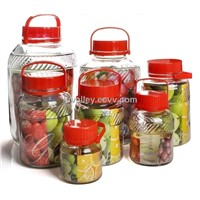 Customized Sealed Glass Bottle, Glassware, Glass Jar