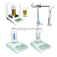 FA/JA-J Electronic densitometer / specific gravity analytic balance