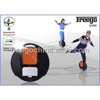 FreeGo UV-04 solo wheel self balance personal transport vehicle electric scooter with CE approval