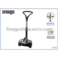 Freego UV-03 Hot 2 wheel self balance personal transport vehicle electric chariot scooter