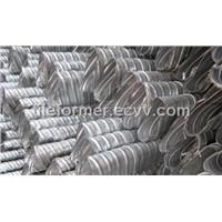 Galvanized Flat Corrugated Sheathing Pipe