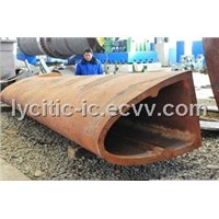 Heavy Casting Steel Spare Parts for Ship-building