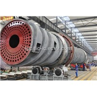 Heavy Rotary Kiln Main Body Welding
