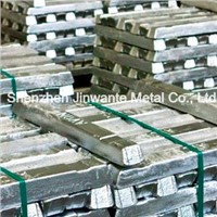High Purity 99.7 Aluminum Ingot