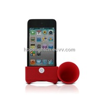 Horn Stand Amplifier for iPhone4/4S