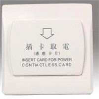Hotel Inserting Card Switch, Card Switch, Energy-Saving Switch(FES-502)