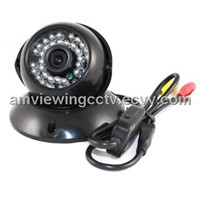 IR Dome Vedio Camera, Support External TF Card, Video Motion Detection, Synchronous Audio Recording