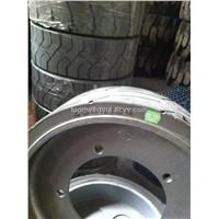 JLG 4520176, Non-marking Tyre 406x125