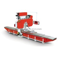 JSM450-DJ Full Automatic Log Sawmill (2.5 Meters Table Movement)