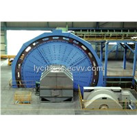 Large Size AG/SAG Mill for Metallurgical Industry