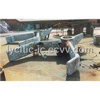 Marin-Used Heavy Spare Parts Made by Casting