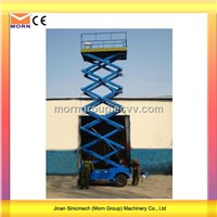 Mobile Electric Scissor Lift