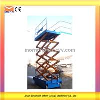 Mobile Propelled Work Platform
