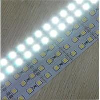 6500-8000K,25-35lm,72leds 5656 12V MD Rigid Strips Light, DC,18W 1m