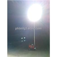 Portable Mobile Lighting Tower-Gasoline Generator