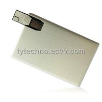 Promotional Gifts Opaque Credit Card USB Flash Drive