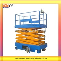Scissor Working Lift Table