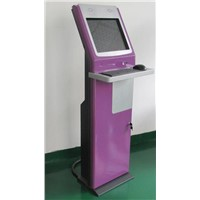 Self-service Kiosk With Keyboard From All-In-One Kiosk Manufacturer