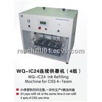Ink Filling Machine (WQ-IC24)