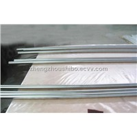 ground tungsten rods for vacuum furnace