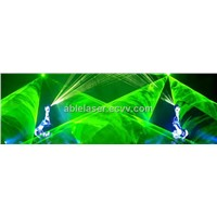 High Power 15w Green Laser System
