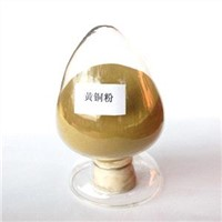 high quality brass powder