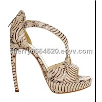 women high heel sandals HS13-127-1