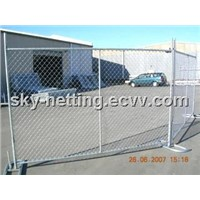 Best Quality Galvanized Construction Portable Fence, Mobile Fence Temporary Fencing