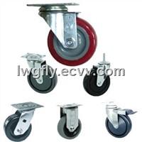 shopping cart caster wheels