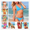 Sexy underclothes Ladies Costume Sexy Fashion beachwear with Pad 2013 hot bikini Woman