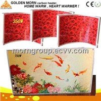 Far Infrared Carbon Crystal Radiator Heater Panel
