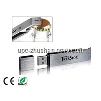 Hot Metal Bottle Opener USB 2.0 Flash Memory
