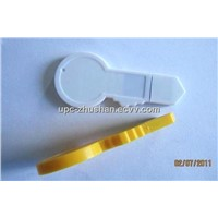 New Plastic/ABS  Key Shaped USB Flash Memory Disk