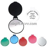 Promotional Plastic Round Pocket Mirror
